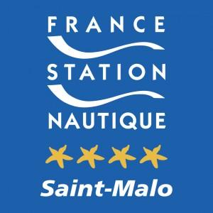 Logo St-Malo bleu 2011